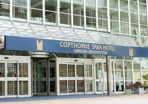 Copthorne Tara Hotel London Kensington Spice Village